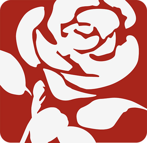 Labour Logo filled