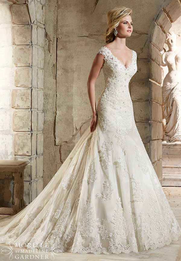 Mori Lee 2785 Wedding Dress