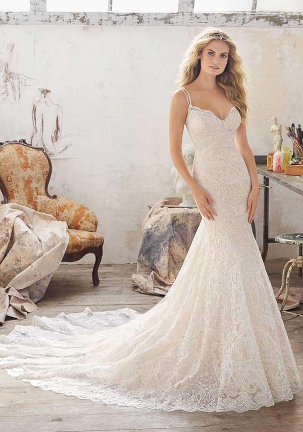 Mori Lee 8112 Malia wedding dress