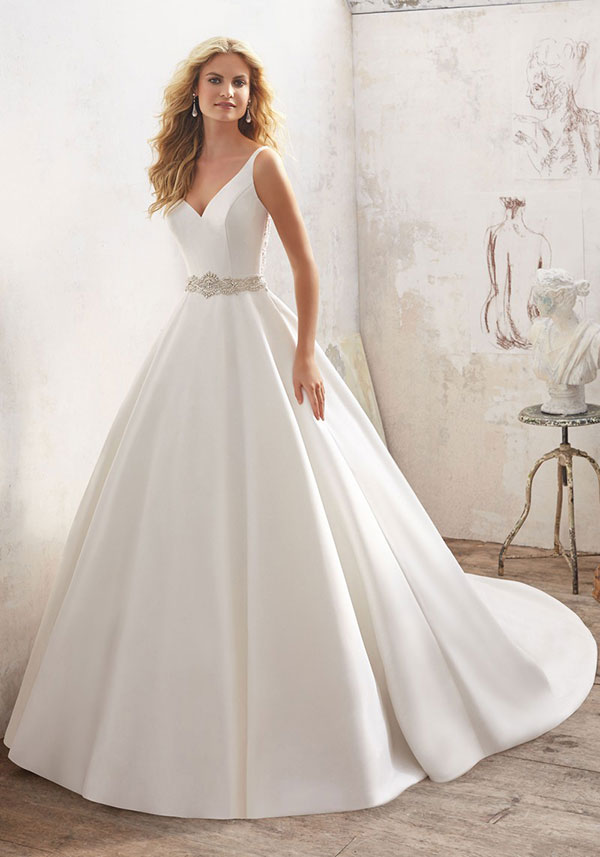 Mori Lee 8123 Maribella wedding dress