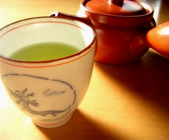 A Cup Of Green Tea A Day Keeps Cholesterol At Bay