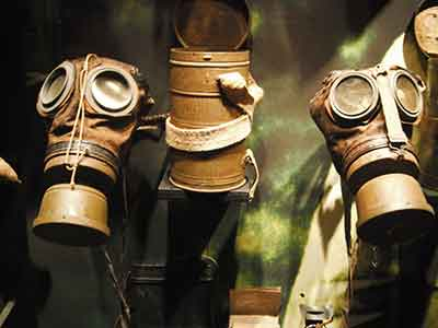 early gas masks