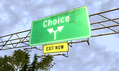 Choice AND Life