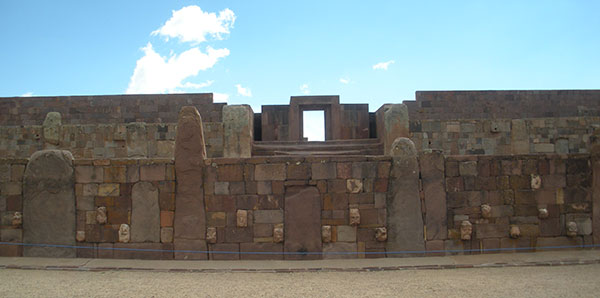 City of Pumapunku Ancient M