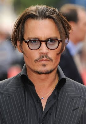 Johnny Depp Hairstyles2