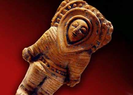 Best Evidence for The Ancient Astronaut or Ancient Alien Theory