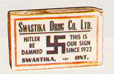 swastika be dammned