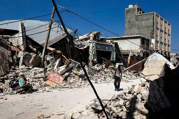 HaitiQuake 1