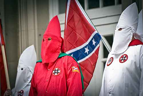 White Supremacy in America: The Ku Klux Klan