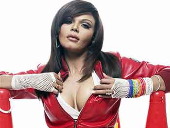 Rakhi Sawant Hot Blue Film Kamasutra