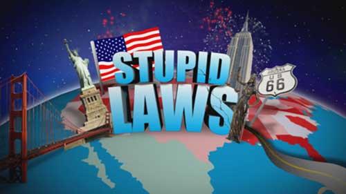 25 Stupid Laws