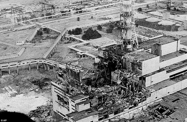 Chernobyl Nuclear Disaster