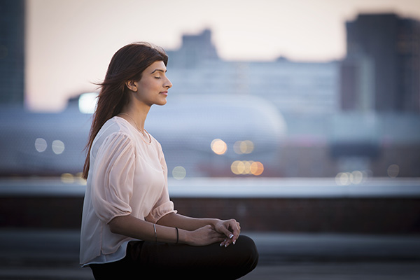 Four Steps to Get Rid of Negative Thoughts